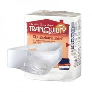 Tranquility XL Bariatric Brief