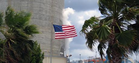 St. Lucie plant on Florida's Treasure Coast, one of the USA's longest running nuclear electricy plants