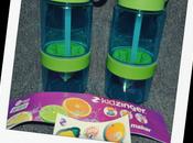 Zinger Kids Enjoy Healthy Drinks