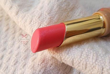 Lakme 9 to 5 Lipcolor Sorbet Tuesday : Review, Swatch