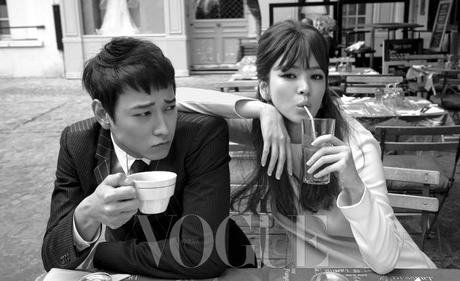 Rumor Hyun Bin Dan Song Hye Kyo