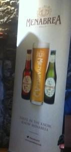 menabrea poster 141x300 Review   Menabrea Italian Beer