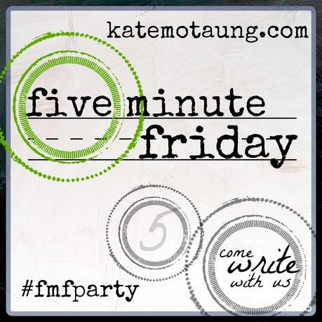 Five Minute Friday: Change