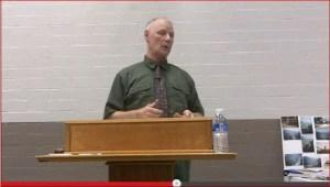 Dan Page addresses the Oath Keepers