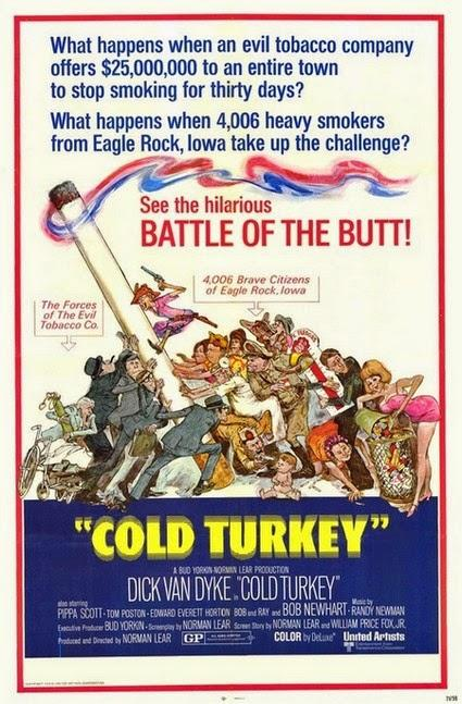 #1,468. Cold Turkey  (1971)