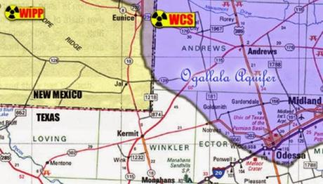 TCEQ To Put More Nuclear Waste Over Ogallala Aquifer