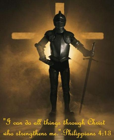 Armor of God I can do all things through Christ