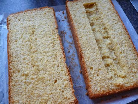 #LoomBands Cake