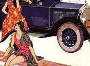 Advertising Fashion Capitalized Women's Found Sexuality, During 1920's 30's.
