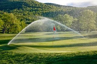The West's Water Woes -- Wealthy Californians Water Their Golf Courses and Polo Grounds