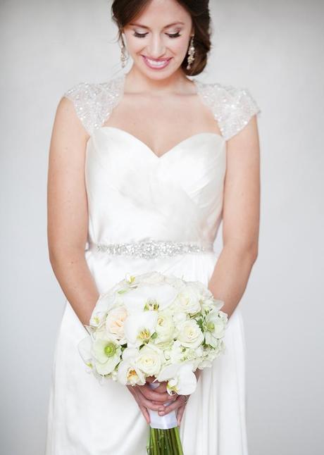 all white wedding inspiration - amanda douglas events28