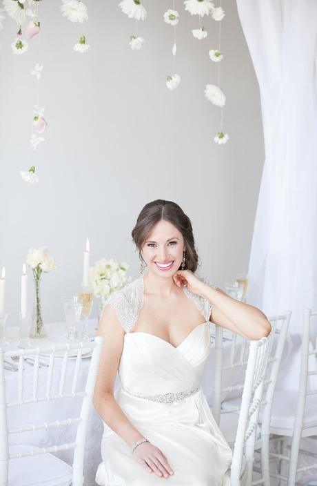 all white wedding inspiration - amanda douglas events11