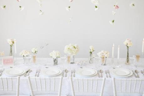 all white wedding inspiration - amanda douglas events15