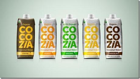 Cocozia Coconut Water Variety