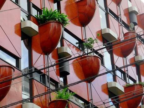 Experimental Japanese buildings 9
