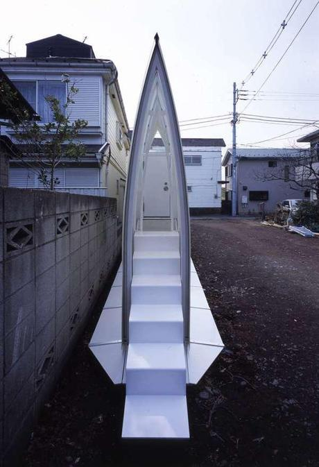 Experimental Japanese buildings 5