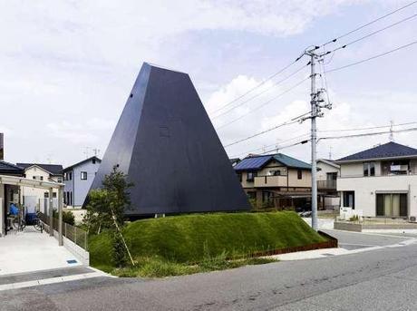 Experimental Japanese buildings 16