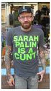 Vile Palin t-shirt