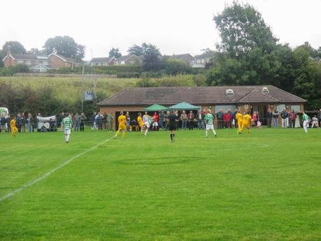 My Matchday - Welsh Groundhop 2014 - Bank Holiday Monday