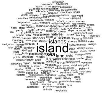 PACIFC ISLANDS AKA SEAS AND WHALING cloud
