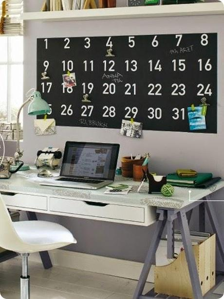 Searching for: large wall calendar system