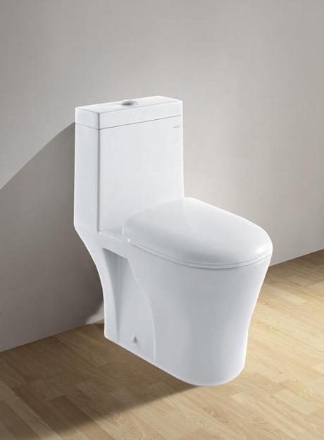 Toilets Make Small Bathrooms Look Bigger