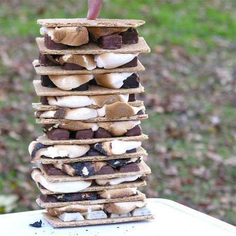 Ridiculous Foods: Giant Smores