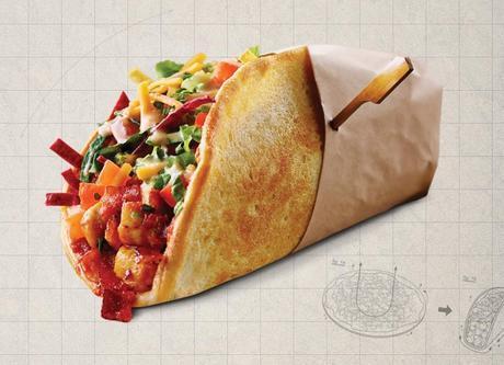 Ridiculous Foods: Boston Pizza Pizza Taco