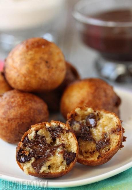 Ridiculous Foods: Deep Fried Cookie Dough Balls