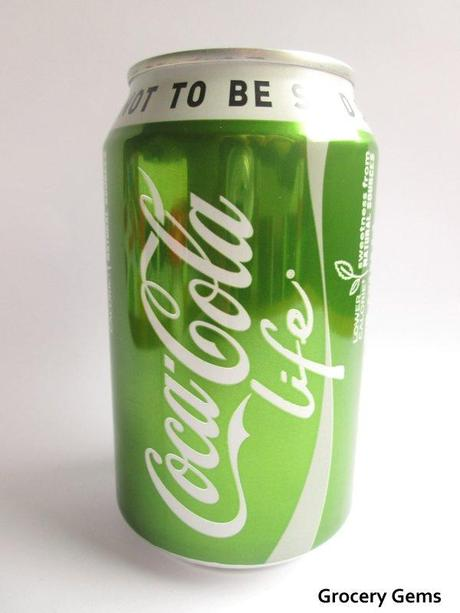 New Review: Coca-Cola Life