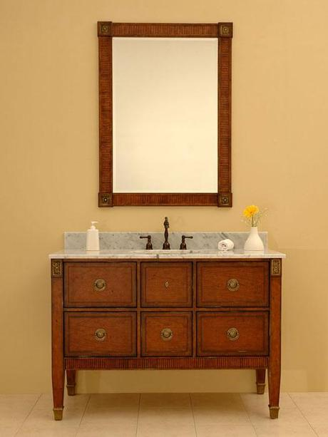18 Bathroom Vanities Made With Dovetail Drawers Paperblog