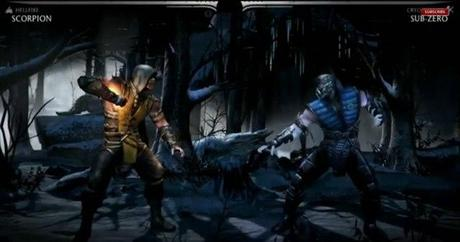 Watch Sub Zero And Scorpion Fight In This Motral Kombat X Gameplay