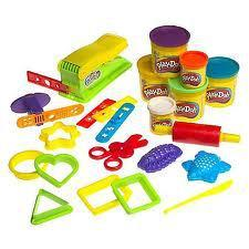 Play-doh's Forms