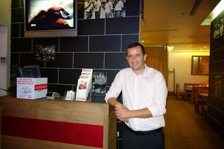 Vapiano : An Innovative Pasta & Pizza Concept from Germany in Riyadh