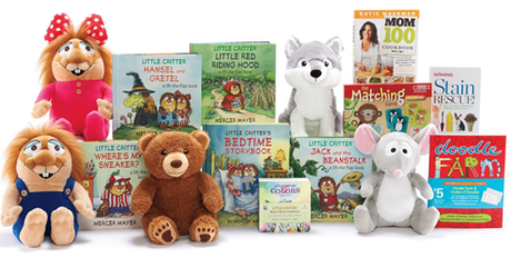 Kohl's Cares Presents Mercer Mayer's Little Critter Books and Plush for Only $5 Each Through September 20th!