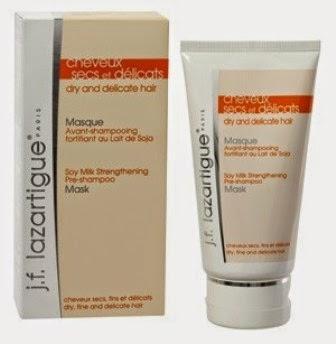 J.F. Lazartigue Soy Milk Strengthening Mask for Fine Hair