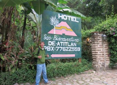 10 reasons why we loved Hotel San Buenaventura Panajachel