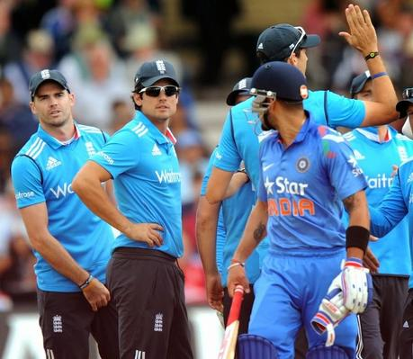 India turn tables around in One-Day as England continue with old ways