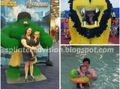 Summer Vacation: Lego Fest Swimming