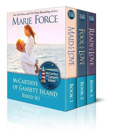 McCarthys Boxed Set Cover