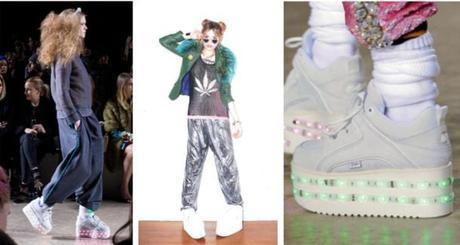 90s footwear trend buffalo boots for autumn winter 2014