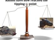 'Tipping Point' Rhinos