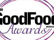 Good Food Awards, Middle East: We're Counting Your Nomination