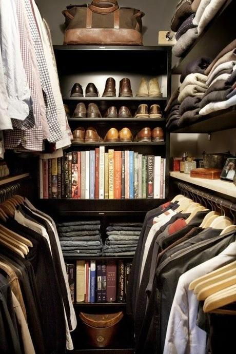 Great ideas to get the most out of a small walk in closet