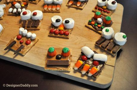Halloween Treat: Spooky S'mores