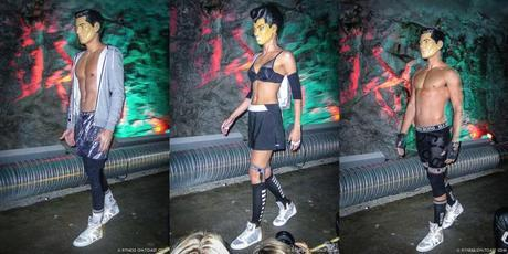 Fitness On Toast Faya Blog Girl Healthy Fit Workout Gym Fashion Blogger Stockholm Fashion Week 2014 Bjorn Borg Collection Runway Model Digital Avatar Coverage Berns Hotel Club Sweden Swedish-16