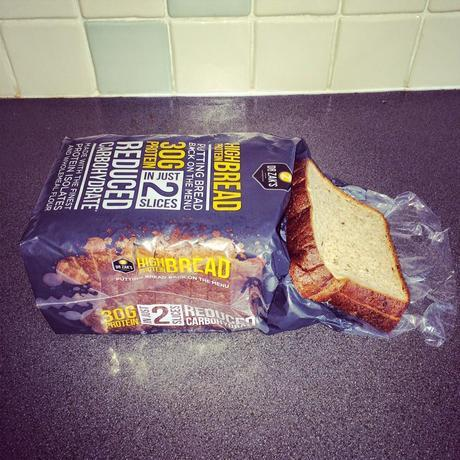 Dr Zak's high protein bread review