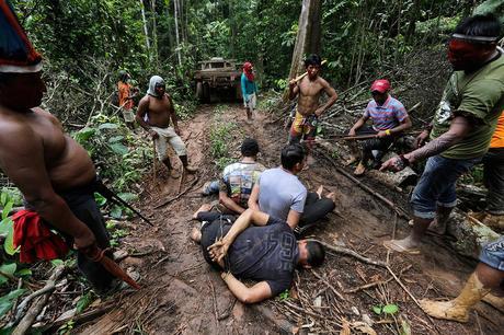 Amazon tribes having sex