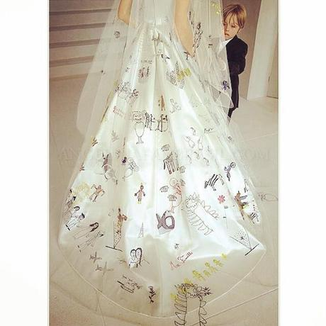 Angelina Jolies Wedding Dress Astig Sana Ginawa Na Din