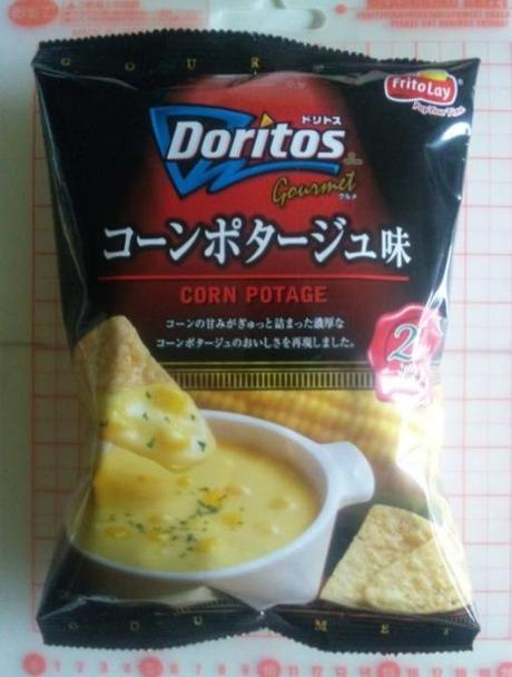 Top 10 Strange and Unusual Flavours of Doritos
